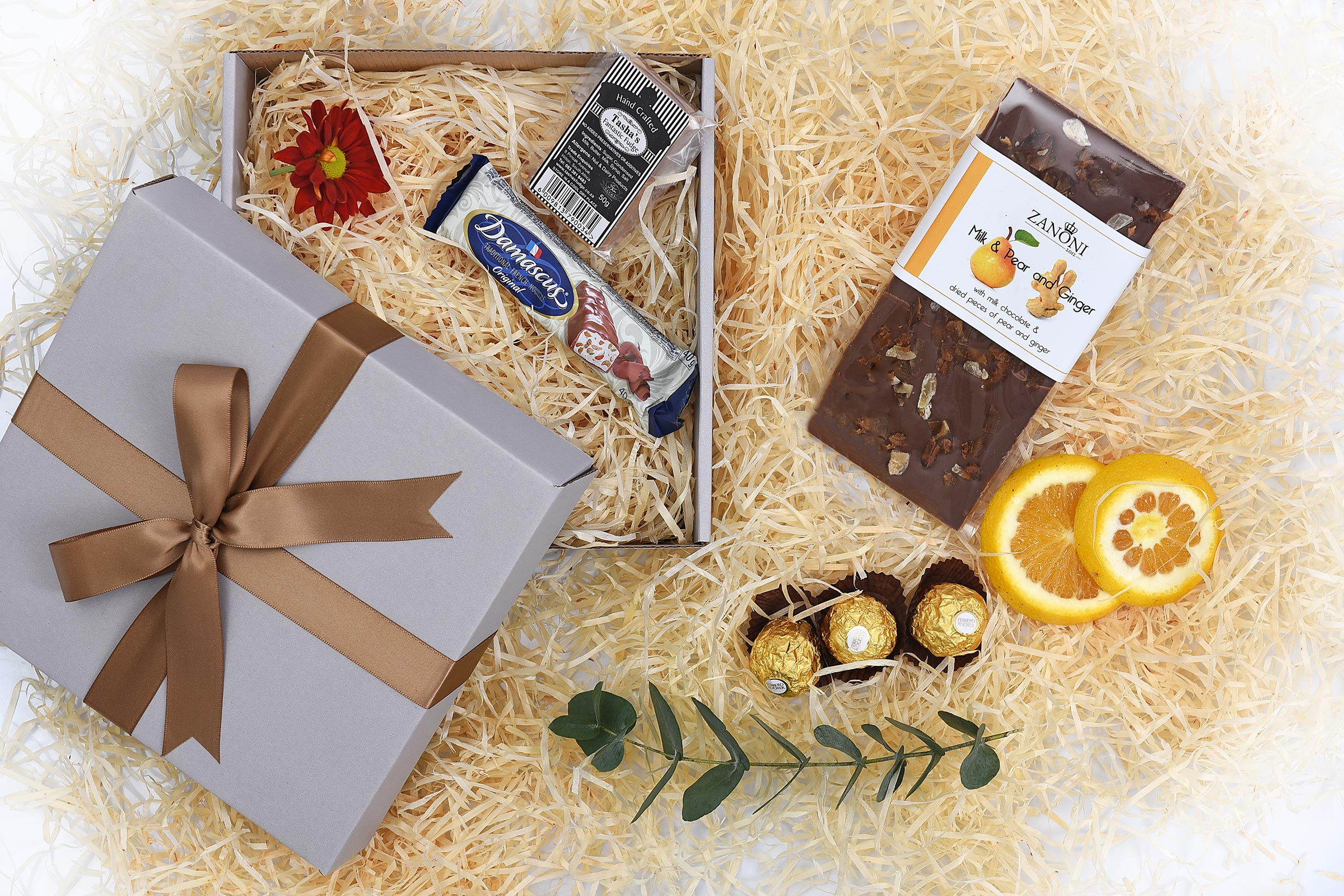 All Things Sweet Sweets Gift Hamper Hamper World