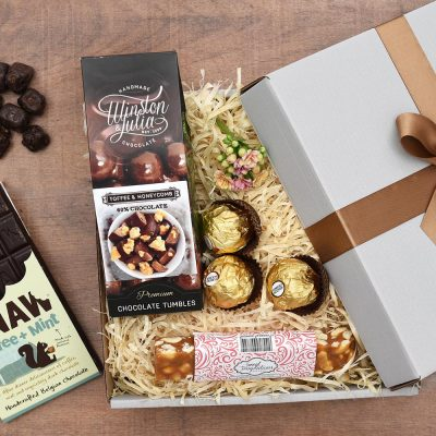 Sweet, Sweeter, Sweetest - Sweets Gift Hamper | Hamper World