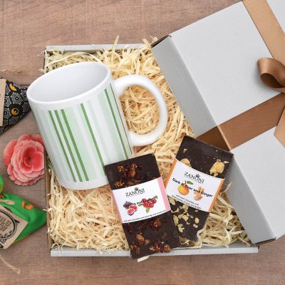 Coffee & Chocolate Gift Set For Coffee Lovers | Hamper World