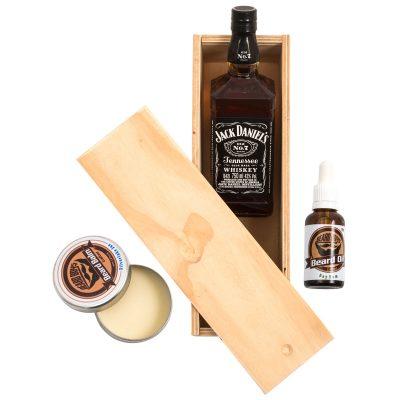 Jack Daniels & Beard Boys Gift | Hamper World