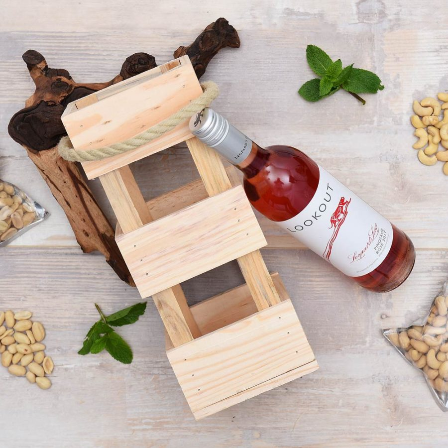 Leopards Leap Wine Gift & Cashews | Hamper World
