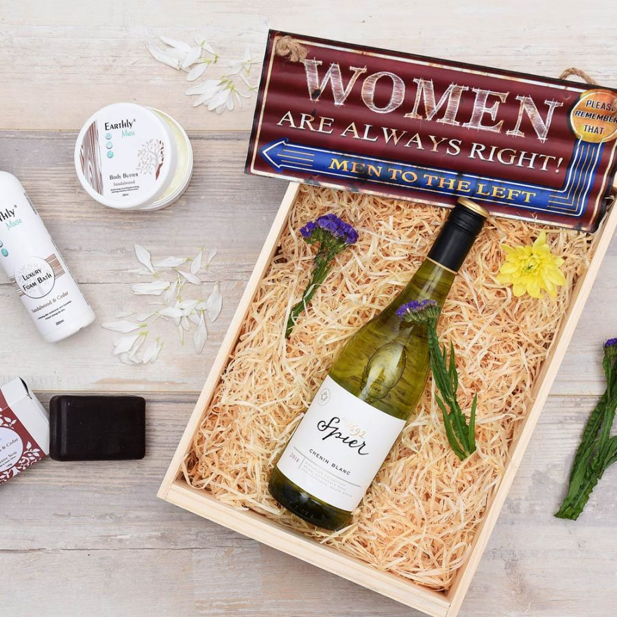 Spier Chenin Blanc & Pamper Hamper | Hamper World