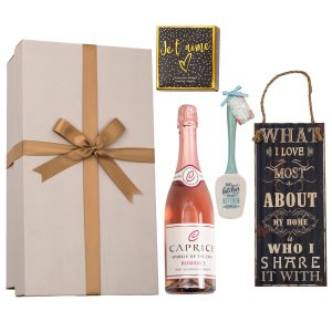 Non-Alcoholic Bubbly Gift Hamper custom cooking gifts home accessories