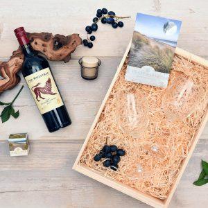 The Wolftrap Red Wine Gift Hamper | Hamper World