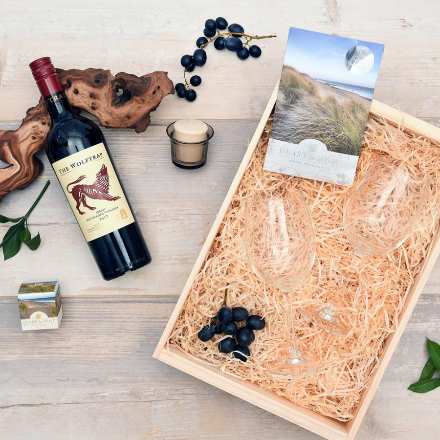 The Wolftrap Red Wine Gift Hamper | Hamper World