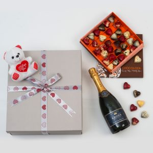 Bubbly & Chocolate Gift Hamper | Hamper World