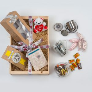 Vietnamese Coffee Gift Set with Sweets & Mug | Hamper World