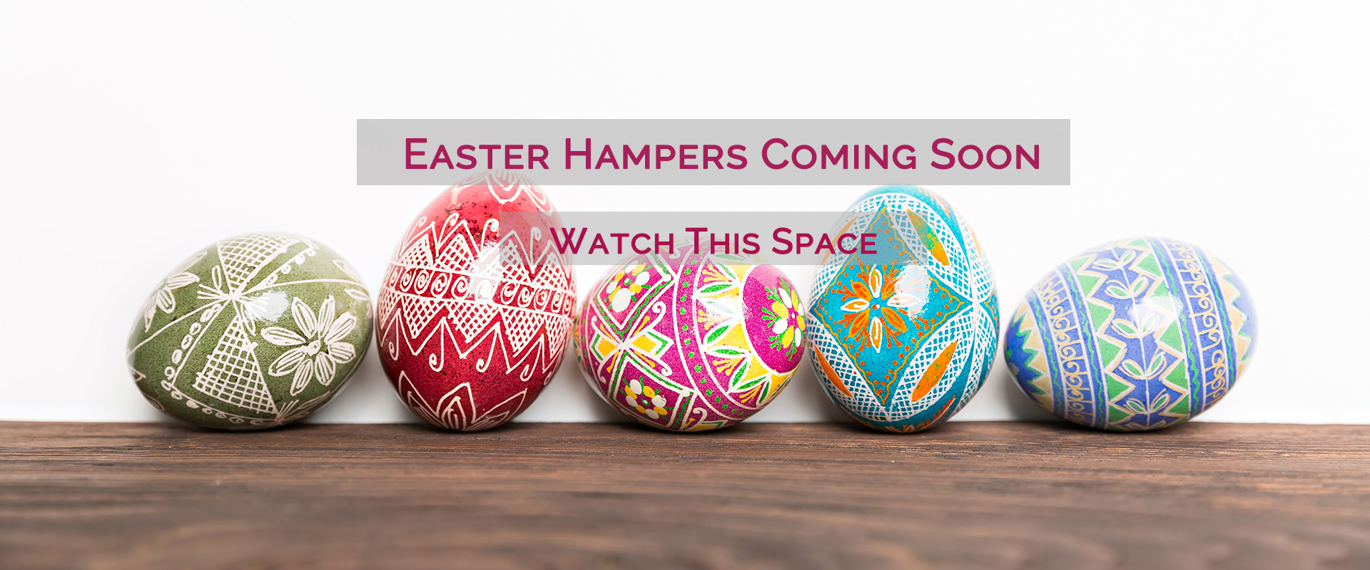 Easter hampers corporate gifts hamper world negle Images