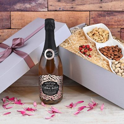 Carrol Boyes MCC and Snack Hamper | Hamper World
