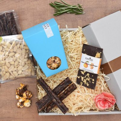 Sweet & Savoury Snack Box - Order Online | Hamper World