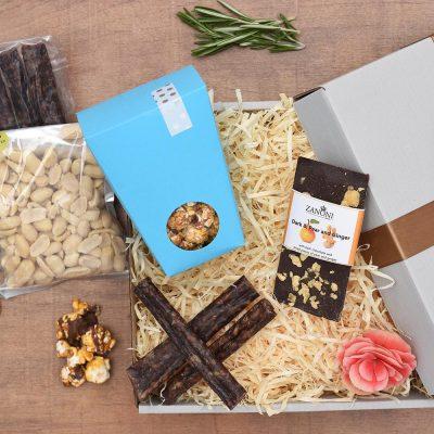 Sweet & Savoury Snack Box - Order Online | Hamper World