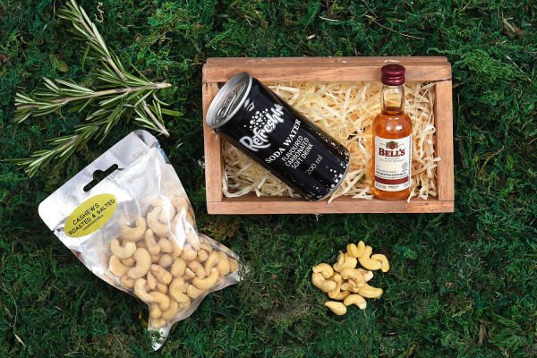 Baby Announcements Bells-Whisky-Rescue-Pack-Hamper-World