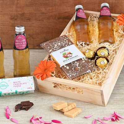 Fitch Leedes Chocolate Gift Hamper | Hamper World