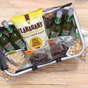 Castle Lite Beer Picnic Gift Hamper Cooler Bag