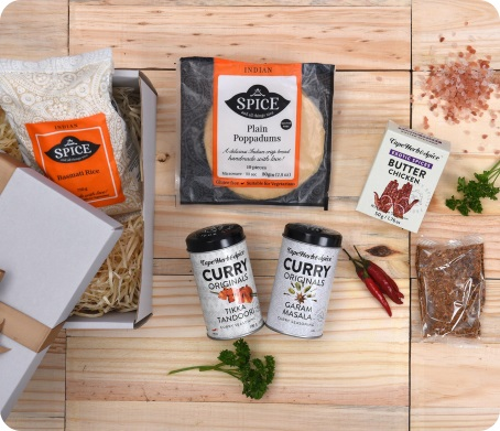 Curry-Spices-Rice-Gourmet-Food-Hamper-World