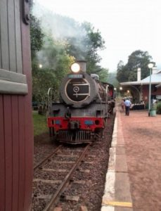 Holiday Activities in Durban Railways