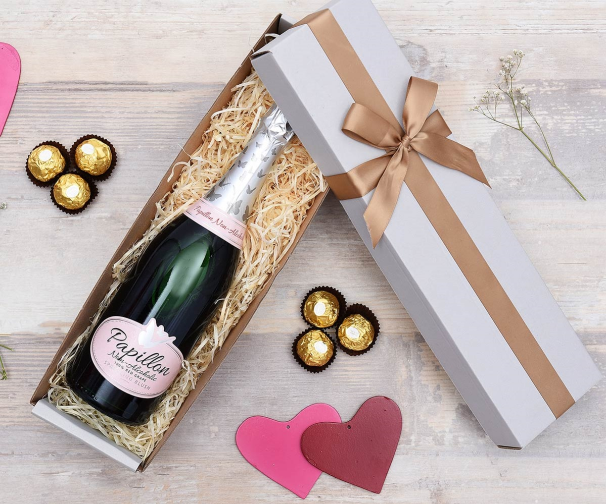 Non Alcoholic Sparkling Wine Halaal Gift | Hamper World