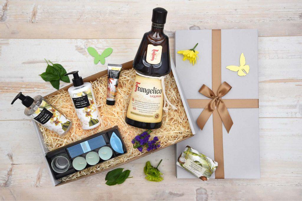 Exclusive Frangelico Liqueur Gift & Pamper Hamper | Hamper World