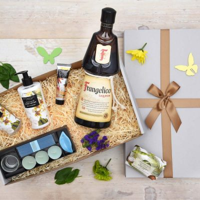 Exclusive Frangelico Liqueur Gift & Pamper Hamper | Hamper World