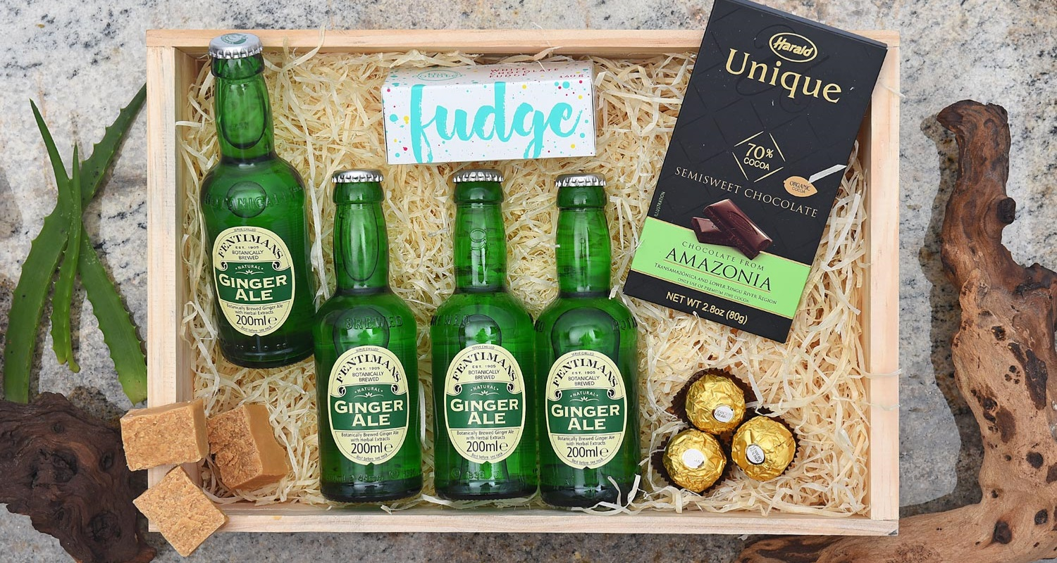 Non-Alcoholic Beverages: Ginger Ale | Hamper World