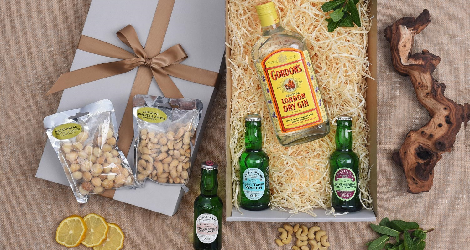 Non-Alcoholic Beverages: Assorted Fentimans Brews | Hamper World