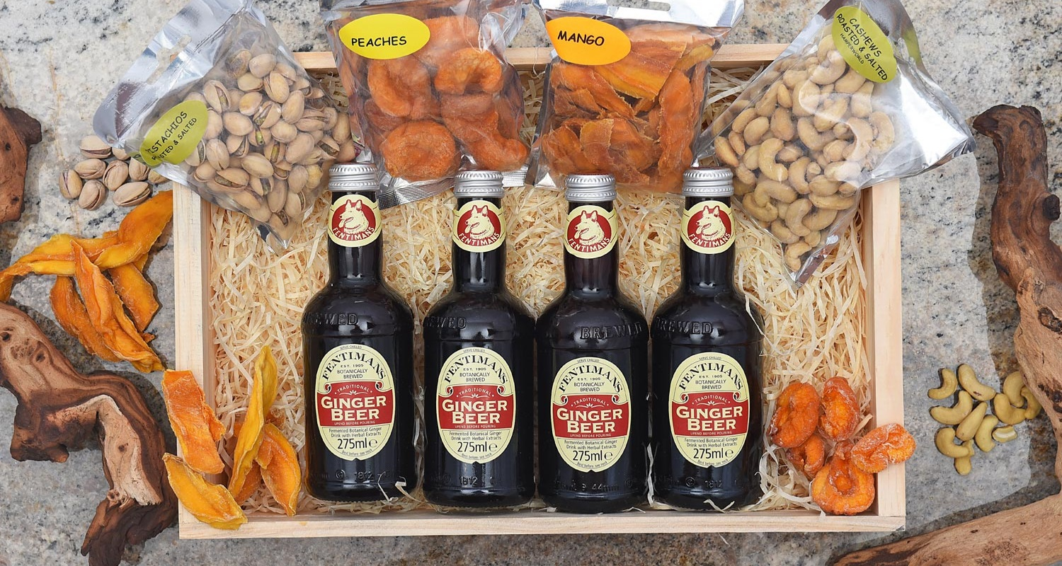 Non-Alcoholic Beverages: Ginger Beer | Hamper World