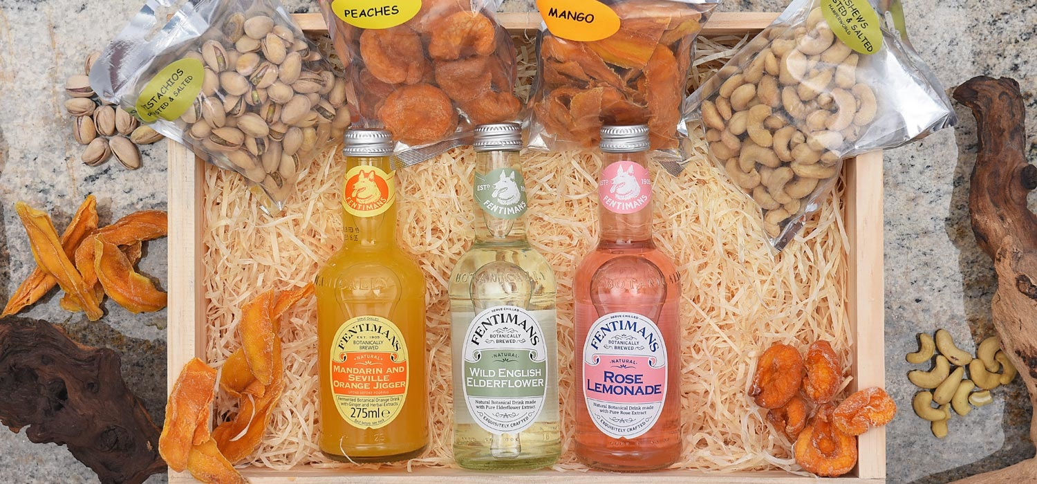 Non-Alcoholic Beverages Fentimans Botanical Brews Hamper World body image 4