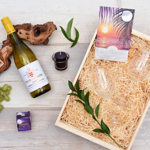 Unique Mother's Day Gifts Haute Cabriere Wine Pamper Gift Hamper World