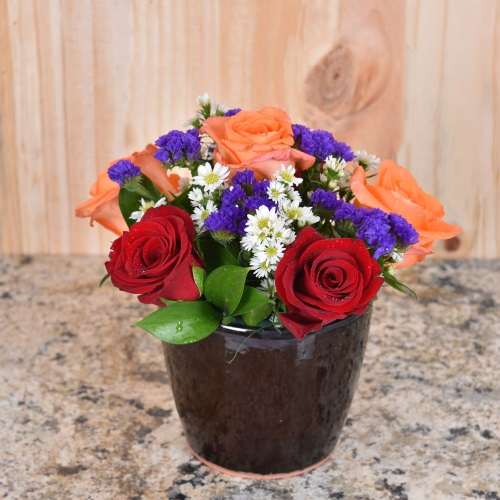 Unique Mother's Day Gifts Mixed Roses Hamper World