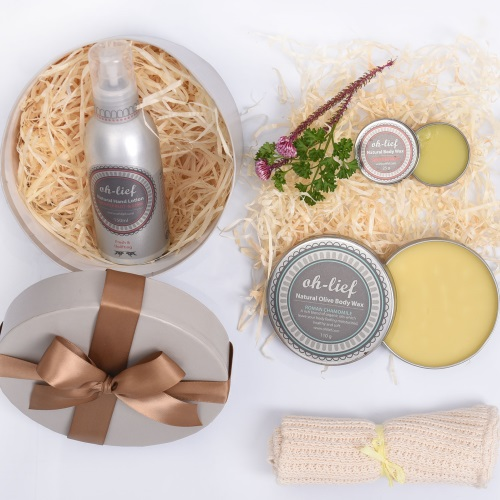 Unique Mother's Day Gifts Oh Lief Bath and Body Pamper Hamper World