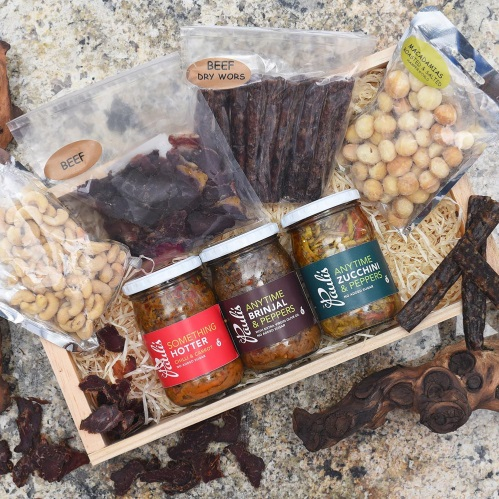 Unique Mother's Day Gifts Paulis Relishes Snack Gift Hamper World