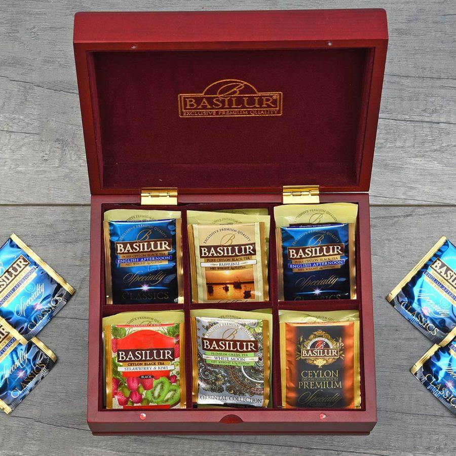 Basilur Collectors Piece For Tea Lovers | Hamper World