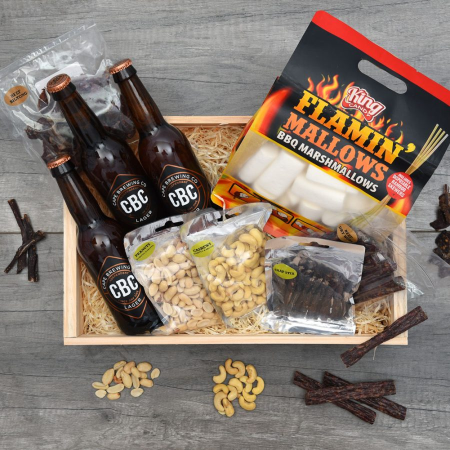 The Ultimate CBC Craft Beer Braai Hamper | Hamper World