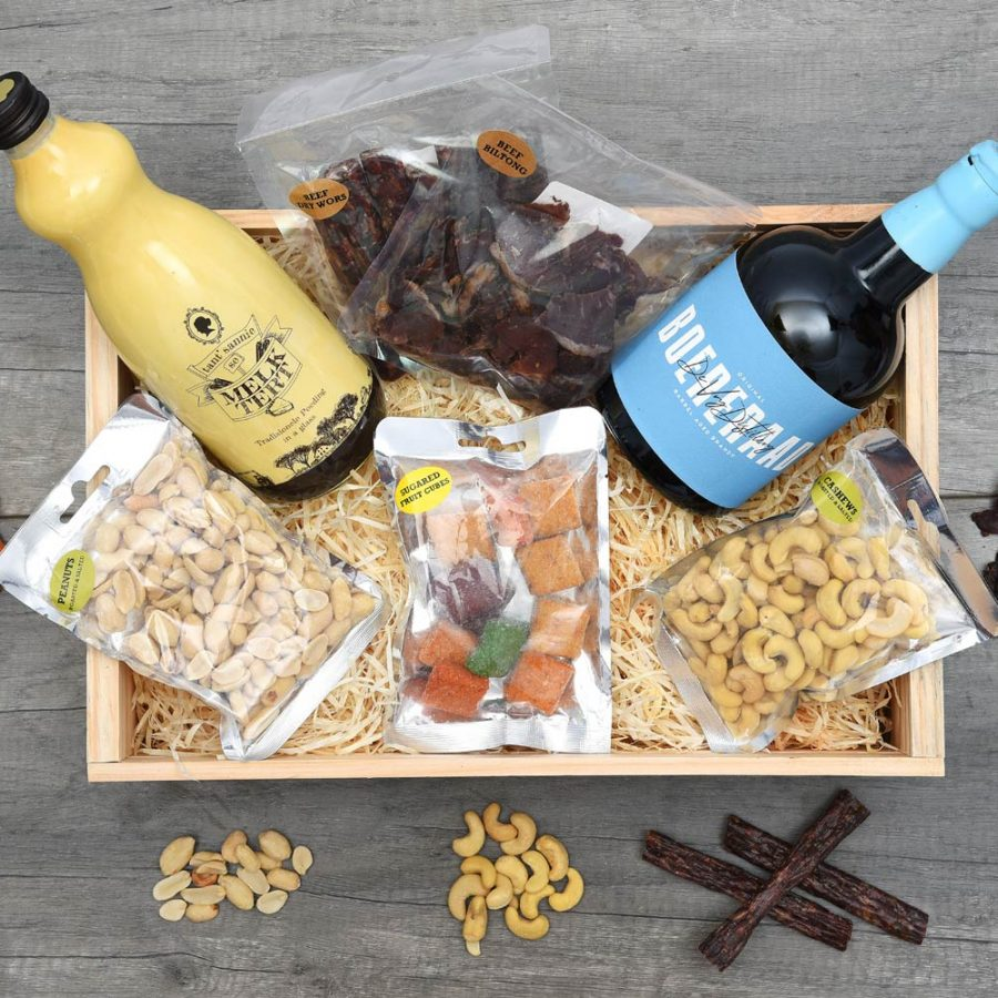 Brandy & Melk Tert South African Gift Hamper | Hamper World