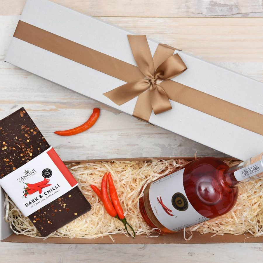 Unique Drysdales Chilli Gin & Zanoni Gift | Hamper World