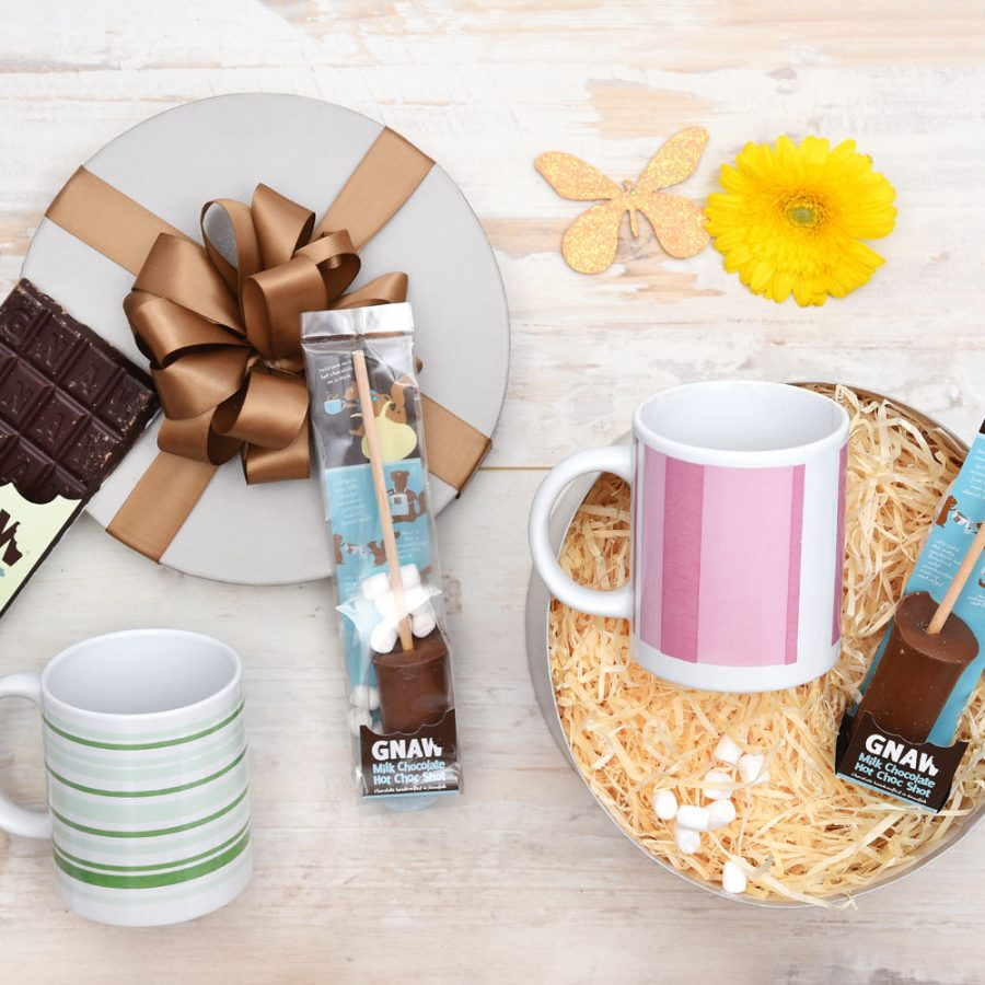Winter Chocolate Warmer With Hot Choc Shots | Hamper World