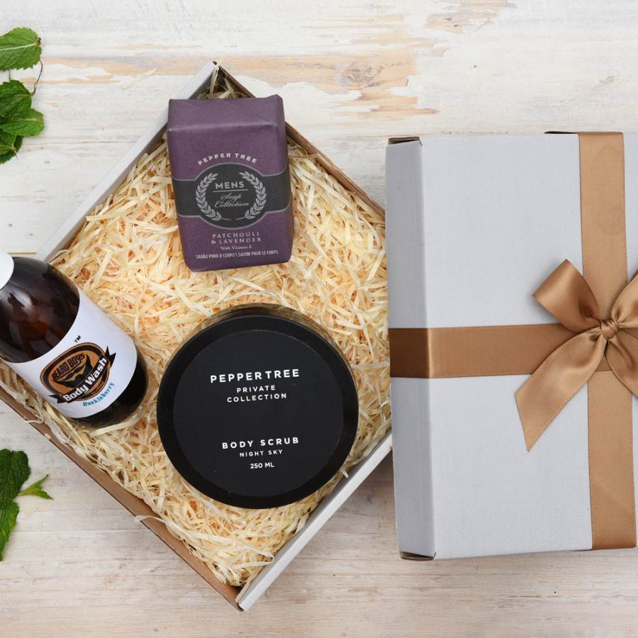 Truly Unique Pamper Hamper For Men | Hamper World