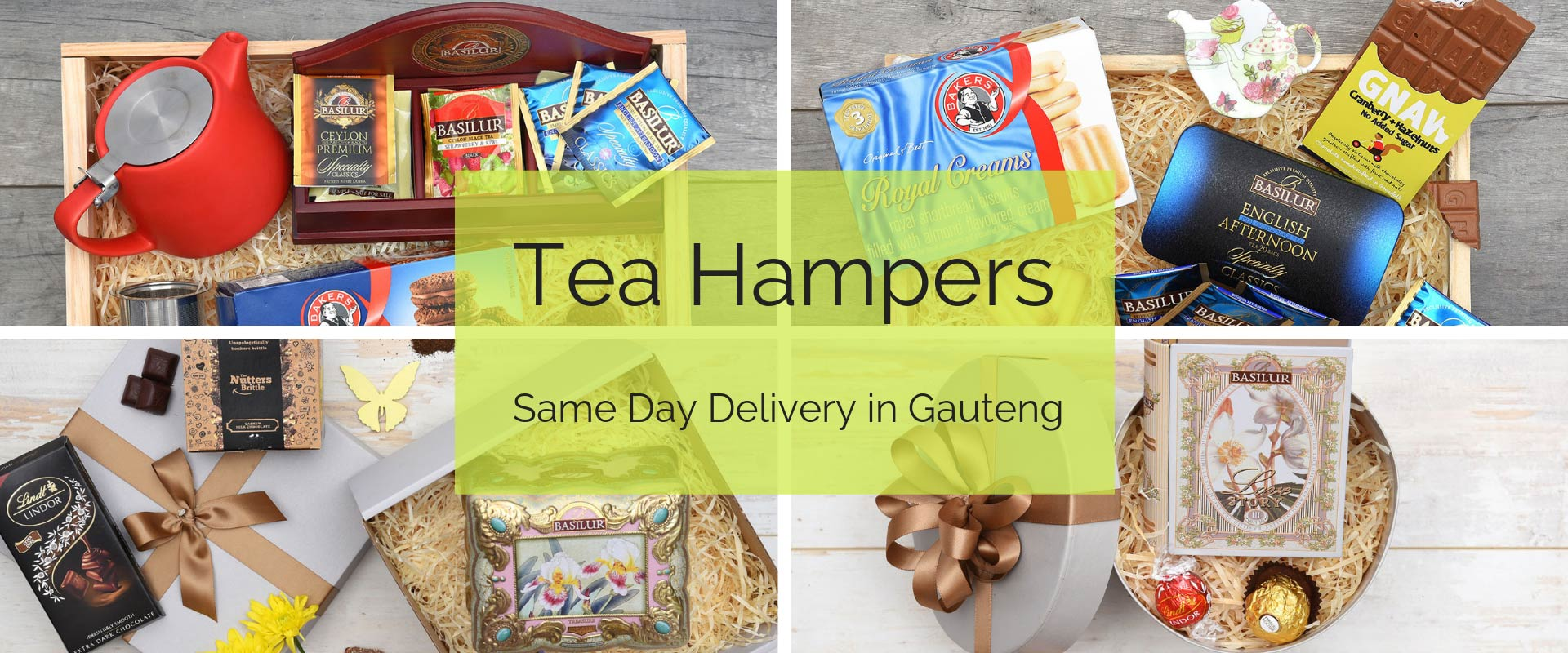 Heart Warming Tea Gifts and Hampers | Hamper World