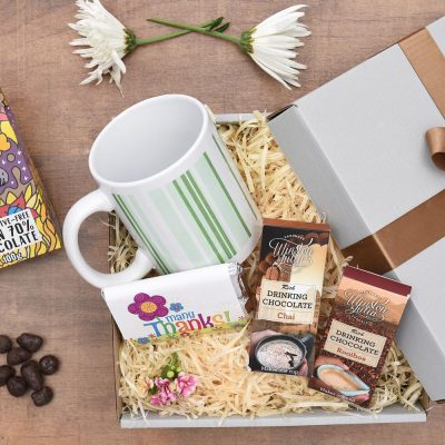 Winston & Julia Chocolate Gift Box | Hamper World