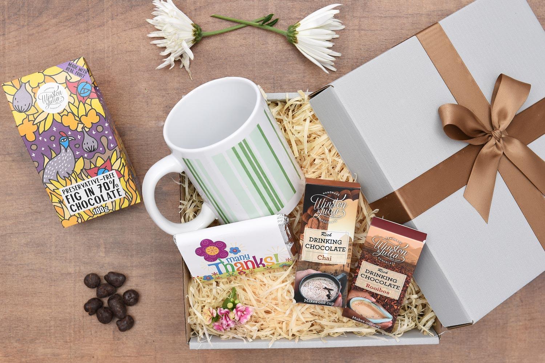 Winston & Julia Chocolate Gift Box | Hamper World
