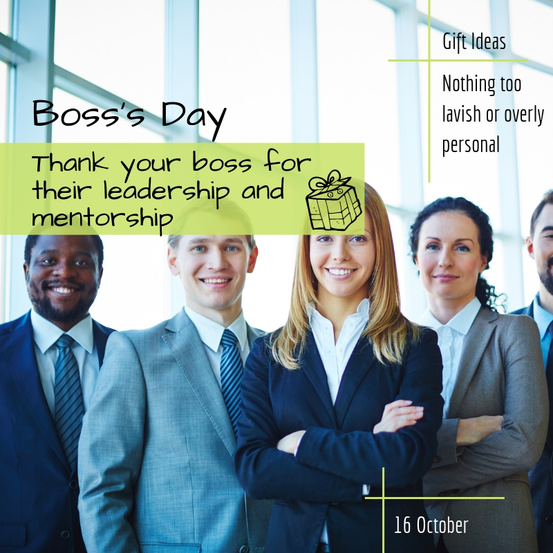 Gifting Holidays Of the Year | Boss' Day | Hamper World