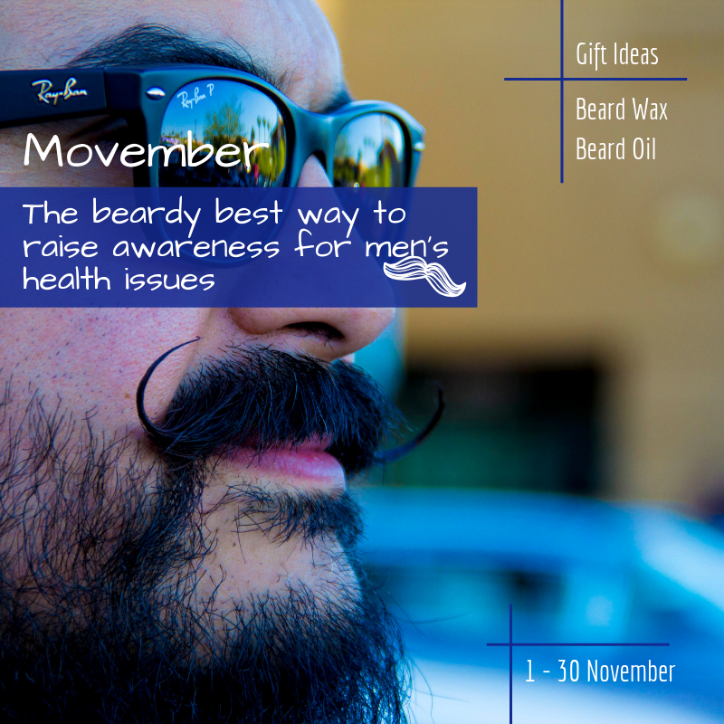 Gifting Holidays Of the Year | Movember | Hamper World