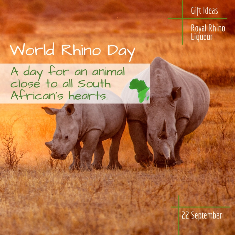 Gifting Holidays Of the Year | World Rhino Day | Hamper World