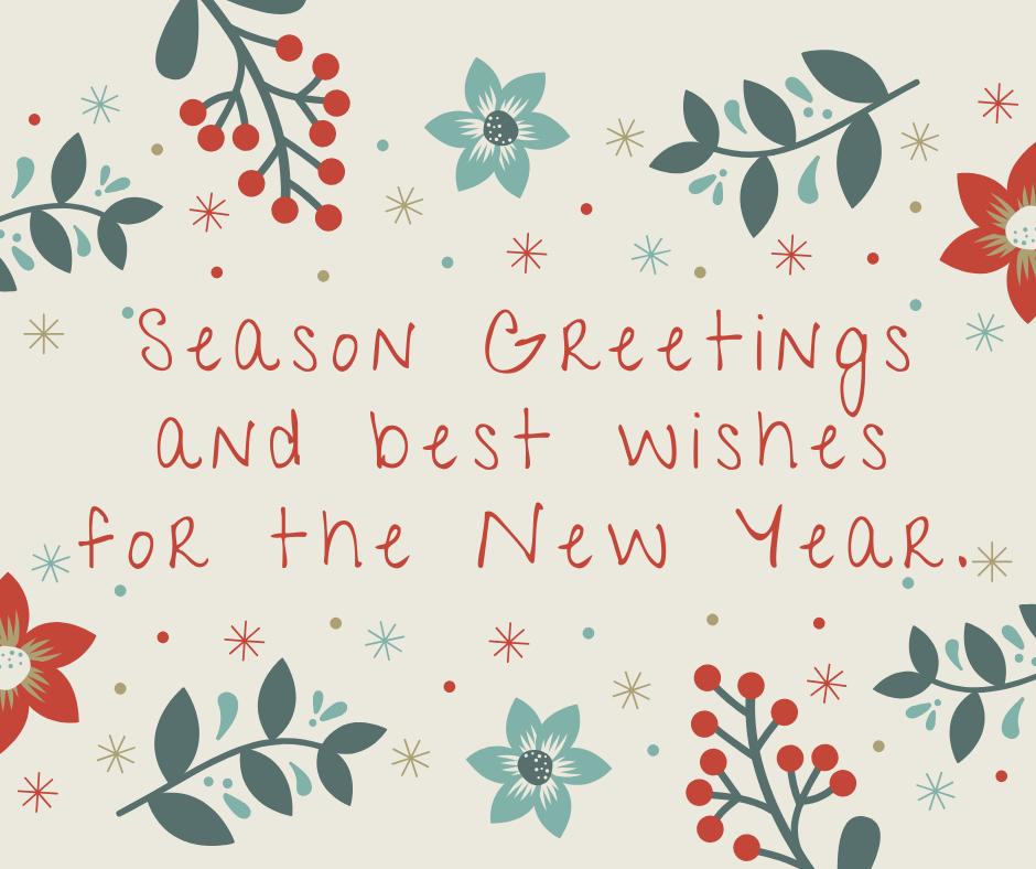 Christmas Card Message Ideas Hamper World
