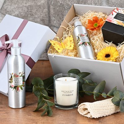 African Rose Pamper Hamper | Hamper World