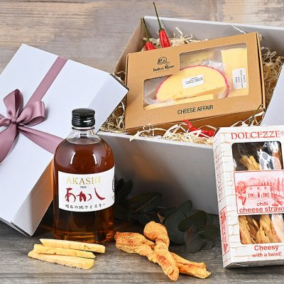 Akashi Whisky Cheese Hamper | Hamper World