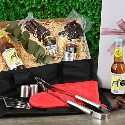 Cold Brew Lemonade Braai Hamper | Hamper World