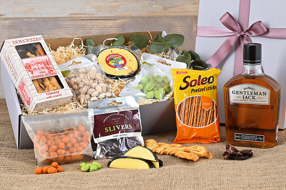 Gentlemen Jack Cheese Hamper | Hamper World