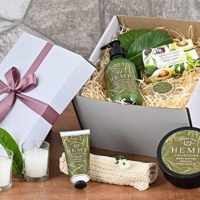 Hemp Collection Pamper Hamper | Hamper World