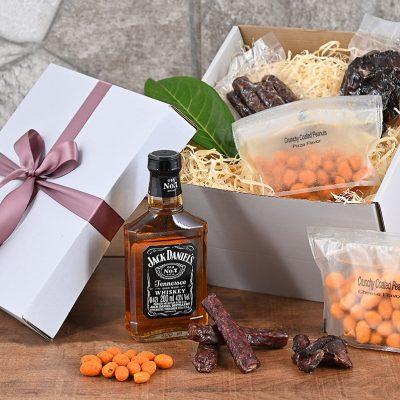 Jack Daniels Snack Box | Hamper World